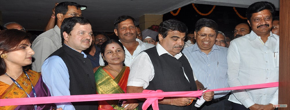 IDTR Inaugurated by Shri. Nitin J. Gadkari Union Minister for Road Transport and Highways.